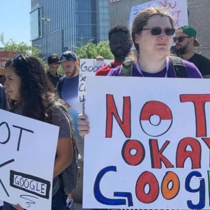 Kémkedhetett a dolgozói után a Google, mielőtt kirúgta őket
