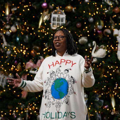 Karácsony: amikor a hírességek sem bírják ki csúnya pulcsi nélkül