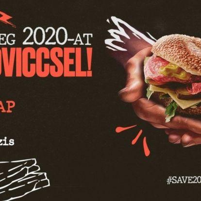 Mentsd meg 2020-at egy szendviccsel!
