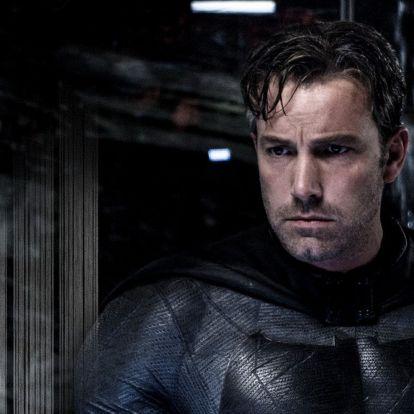 Olyan lett volna, mint egy horrorfilm: Újabb információk derültek ki Ben Affleck soha el nem készülő Batman-filmjéről