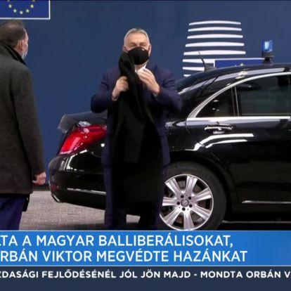 Sokkolta a magyar balliberálisokat, hogy Orbán Viktor megvédte hazánkat