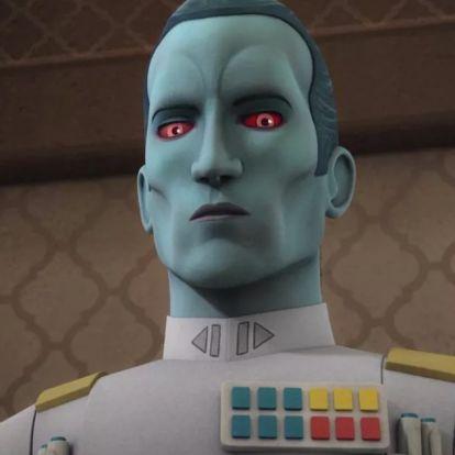 A The Mandalorian rajongói az MCU sztárját látnák a legszívesebben Thrawn főadmirális élőszereplős változataként