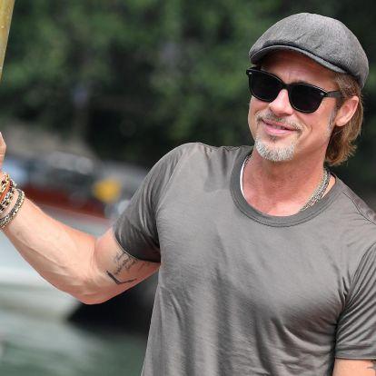 Öt meglepő tény, amit nem tudott a születésnapos Brad Pittről