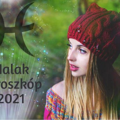 Halak horoszkóp 2021 – Szerelem, karrier, egészség