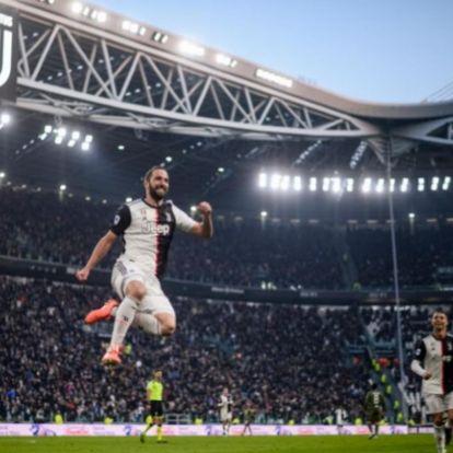 Higuaín: A Juventusnál vált belőlem érett játékos