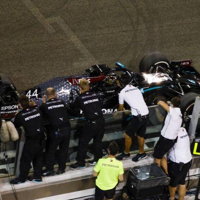 F1: Erre még Hamilton se számított