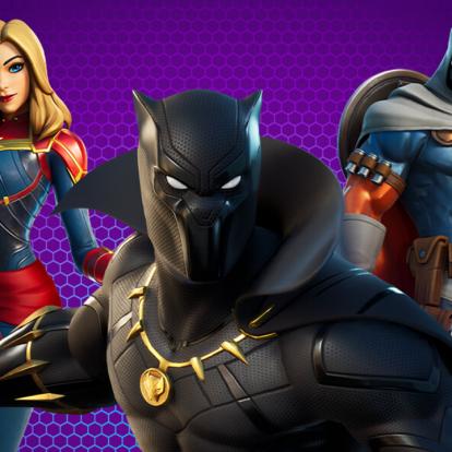 Újabb Marvel-hősök csatlakoztak a Fortnite-hoz