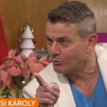 Rékasi Károly csendre intette a Reggeli stúdiójában Papp Gergőt