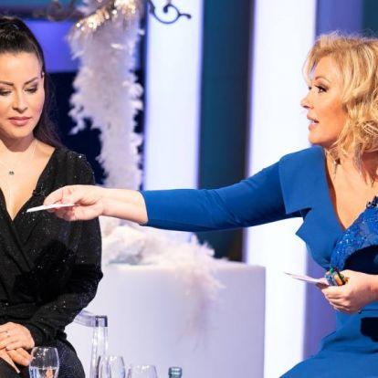 Liptai Claudia vezeti az RTL Klub nagyszabású, szilveszteri show-ját