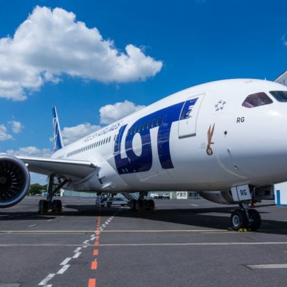 Állami mentőövet kap a lengyel légitársaság