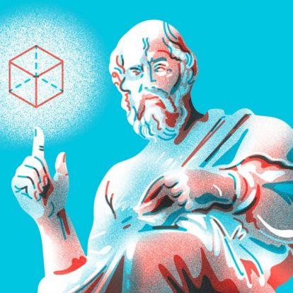 Magyar tudósok a Top10-ben – Platón kockaelméletét igazolták