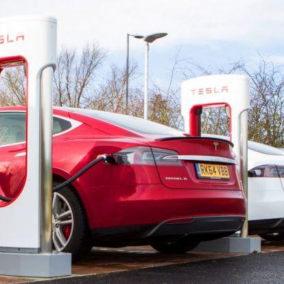 Barkácsmegoldással védekezhetnek a 20+ milliós Tesla Model 3 tulajdonosai a töltőkábel-lopás ellen