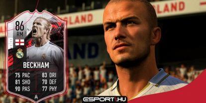 Beckham rekordösszegű gázsit kapott hogy 3 évig FIFA ikon legyen