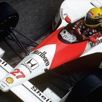 Felújított változatban láthatod Senna legendás monacói körét