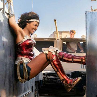 Gal Gadot elárulta, hogy a Wonder Woman forgatásán olyan súlyos sérüléseket szerzett, hogy utána két helyen is meg kellett műteni