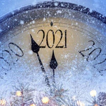 Heti horoszkóp 2020. december 28-2021. január 3. – Nagyon boldog új évet mindenkinek!