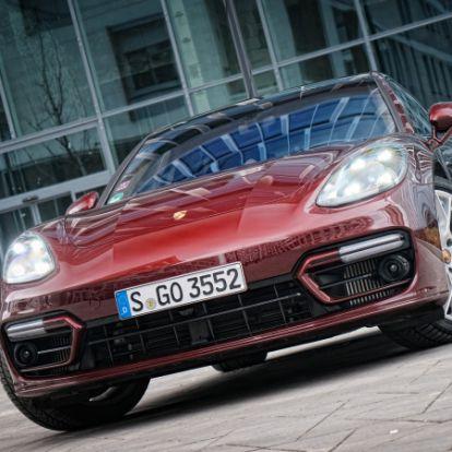 Fókuszban a sport és a luxus - Porsche Panamera Sport Turismo 4S (2020) teszt