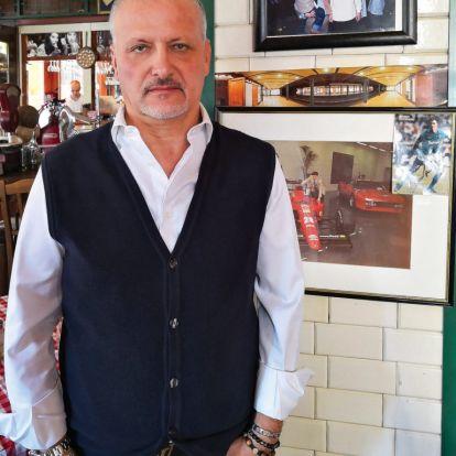 A szicíliai szakács, akit különös barátság fűz Marco Rossihoz