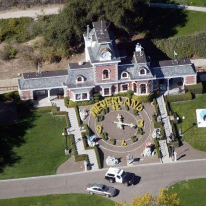 Neverland, el rancho de Michael Jackson, se vende por menos de una cuarta parte de su precio inicial