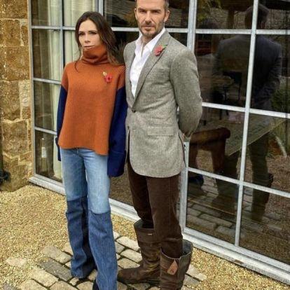 Victoria Beckham visszahozza a farmertrendet 2021-ben, amit mindenki gyűlöl