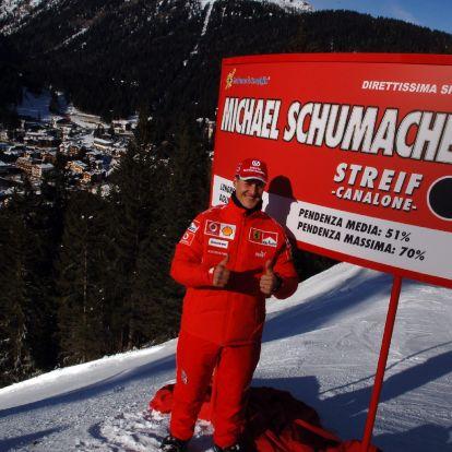 Hét éve nem tudunk semmit Michael Schumacherről