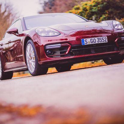 Mennyire igazi Porsche egy ötméteres, orrmotoros kombi?