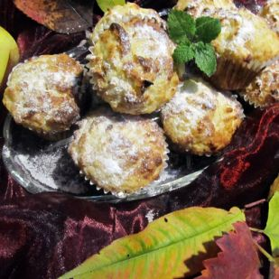 Almás muffin gluténmentesen