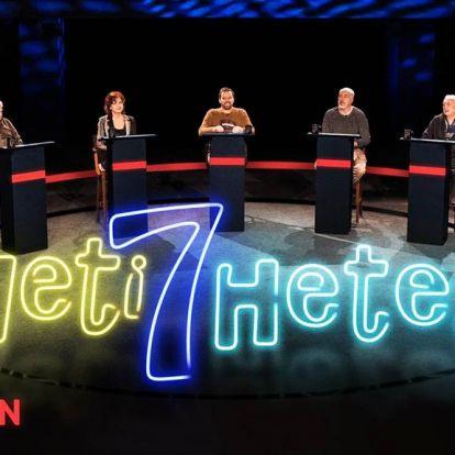 A Partizán Heti Hetesről szóló műsora jelenleg a Youtube harmadik legfelkapottabb magyar videója