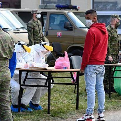 Szlovákia – zátonyra futott országos Covid-tesz, tanulságokkal