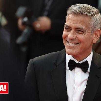El truco infalible de George Clooney para que sus hijos se porten bien