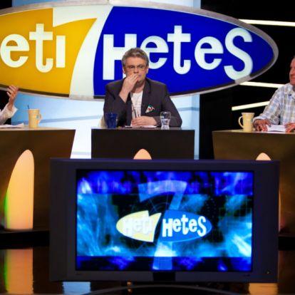 A Heti Hetes főszerkesztője elárulta, mikor akarta cenzúrázni a műsort az RTL Klub