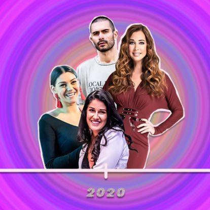 Gyorsan elavuló posztok: így várták a magyar celebek 2020-at tavaly szilveszterkor