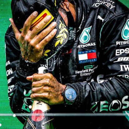 A Forma-1 címvédője Sir Lewis Hamiltonként száll harcba a nyolcadik vb-győzelemért