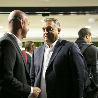 Orbán: A pénz egy határ felett a sport ellenségévé válhat