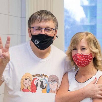 Győr polgármestere és felesége is megkapta a védőoltást
