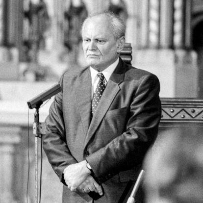Göncz Árpád harminc éve: A nép nem statisztikai adat