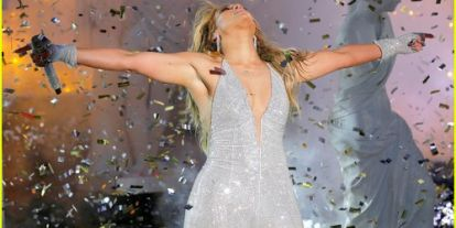 Mariah Carey Heard JLo's New Year's Eve Performance & Her Reaction Is a Must Watch