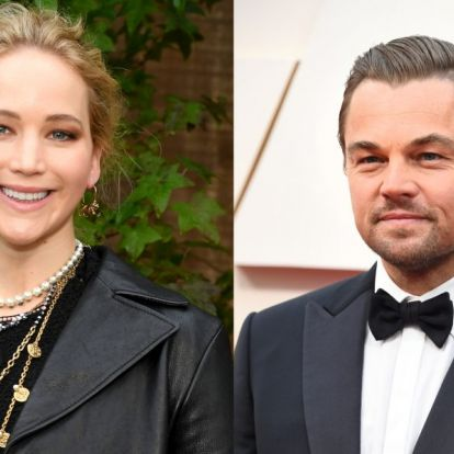 Nagyon másképp néz ki Leonardo DiCaprio és Jennifer Lawrence együtt