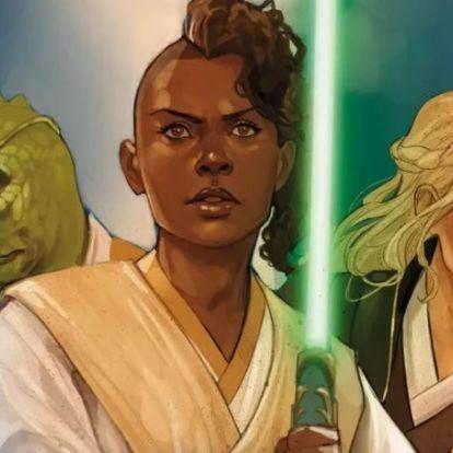 Rasszizmussal vádolják a Star Wars - The High Republic új fekete műsorvezetőjét: A hivatalos oldal kiállt mellette, mások a leváltását követelik