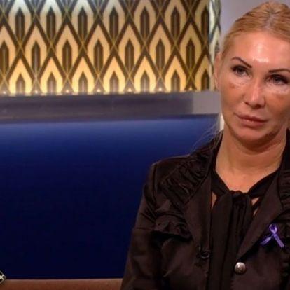 Több mint egy évvel a brutális támadás után ismét meg kellett műteni Orosz Bernadettet