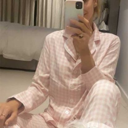 Where to buy the luxe pyjamas Holly Willoughby Vogue Williams both love