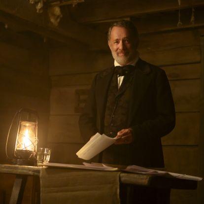 Ha Tom Hanks mellé kapaszkodsz fel a szekérre, biztosan célba érsz