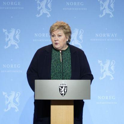 Solberg: - Granice będą praktycznie zamknięte