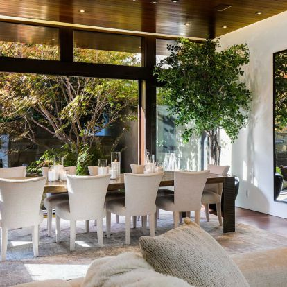 Matt Damon is selling his tranquil Los Angeles property