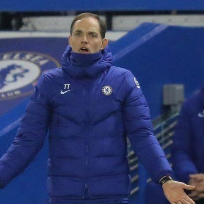 Tuchel måtte nøye seg med ett poeng i debuten som Chelsea-sjef