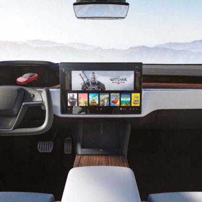 Tisztességes kormánykerék nélkül frissült fel a Tesla Model S