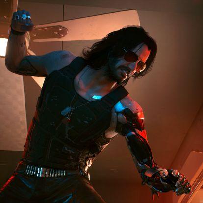 """Cyberpunk 2077: A CD Projekt Red letiltotta azt a modot, melynek segítségével Keanu Reevesszel lehet """"szeretkezni"""""""