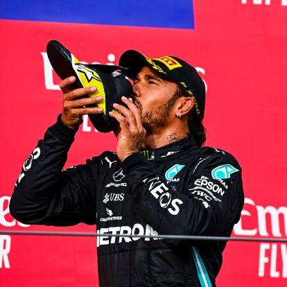 F1: Hamilton sportágat vált