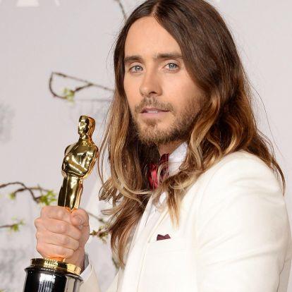 Jared Leto úgy hagyta el az Oscar-díját, ahogy egy átlagember a lakáskulcsát szokta