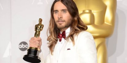 ¿Dónde está el Oscar de Jared Leto? El galardón lleva perdido... ¡tres años!
